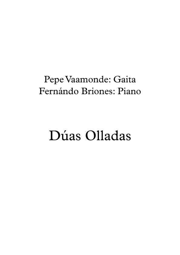thumbnail of DUAS OLLADAS